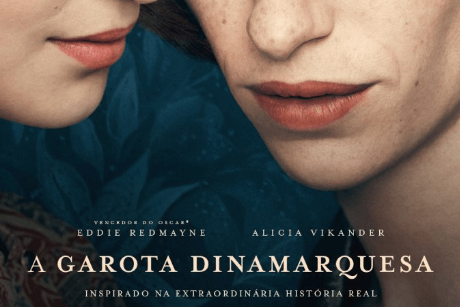 Cine Drive-In SVV - A Garota Dinamarquesa