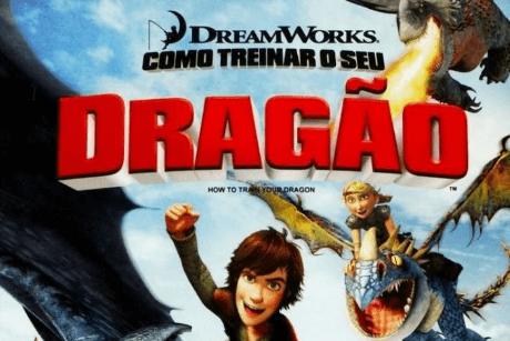 Cine Drive-In SVV - Como Treinar O Seu Dragão