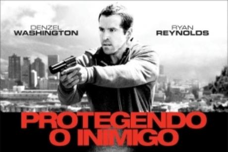 Cine Drive-In SVV - Protegendo O Inimigo