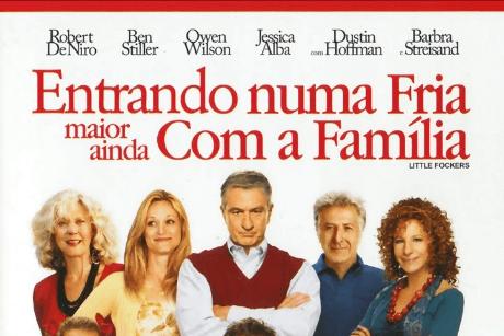 Cine Drive-In SVV - Entrando Numa Fria Maior Ainda Com a Família