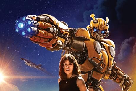 Cine Drive-In SVV - Bumblebee