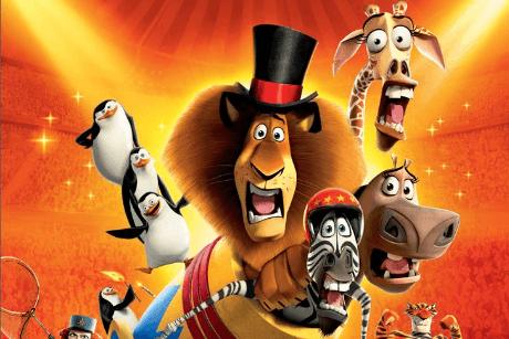 Cine Drive-In SVV - Madagascar 3: Os Procurados