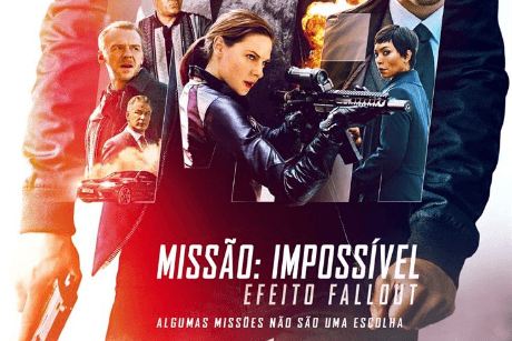 Cine Drive-In SVV - Missão Impossível: Efeito Fallout