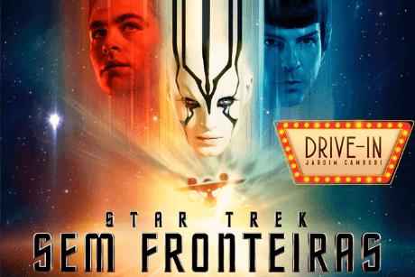 Star Trek Sem Fronteiras - Jardim Camburi
