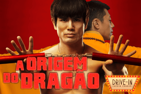 Drive-In Jardim Camburi - A Origem do Dragão