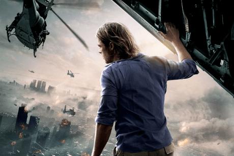 Cine Drive-In SVV - Guerra Mundial Z