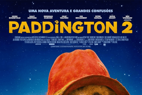 Cine Drive-In SVV - As Aventuras de Paddington 2