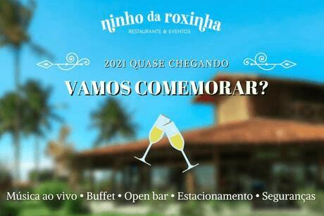 Festa de Réveillon do Ninho da Roxinha