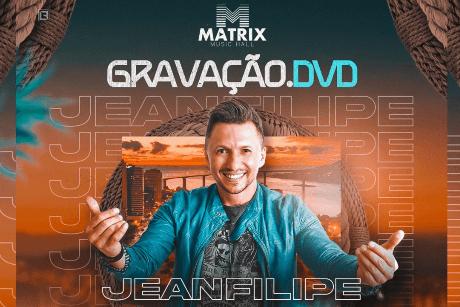 Gravação DVD Jean Filipe