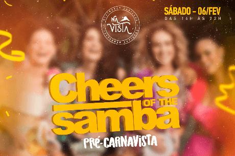 Pré CarNaVista - Cheers of the Samba