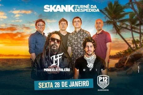 Skank - Marcelo Falcão - Jopin