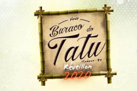 Reveilllon Buraco do Tatu - 28 a 31/12