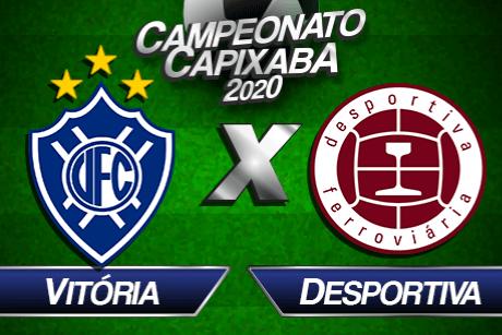 Vitória F.C x Desportiva Ferroviária
