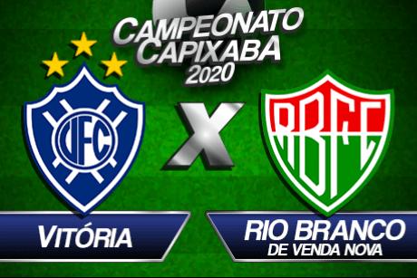 Vitória F.C x Rio Branco FC