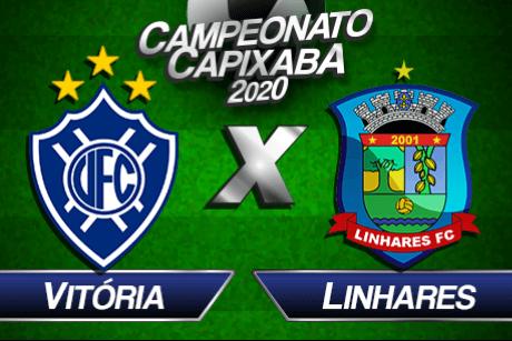 Vitória F.C x Linhares